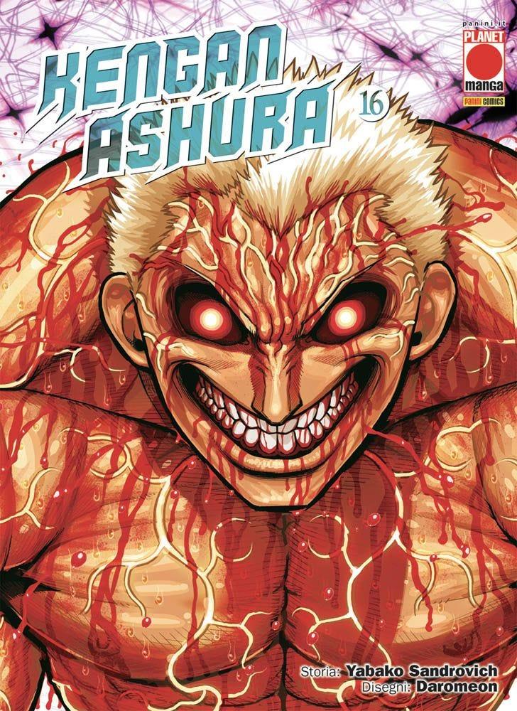 Kengan Ashura 16 Da Cinema e Animazione magazines