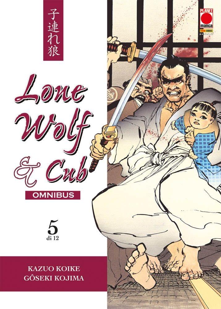 Lone Wolf And Cub Omnibus 5  books