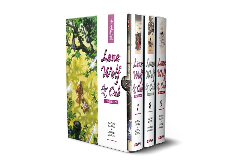 Lone Wolf & Cub Omnibus – Cofanetto 3 Da Cinema e Animazione magazines