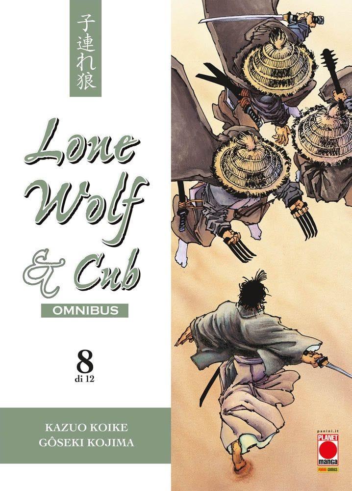 Lone Wolf & Cub Omnibus 8 Da Cinema e Animazione magazines
