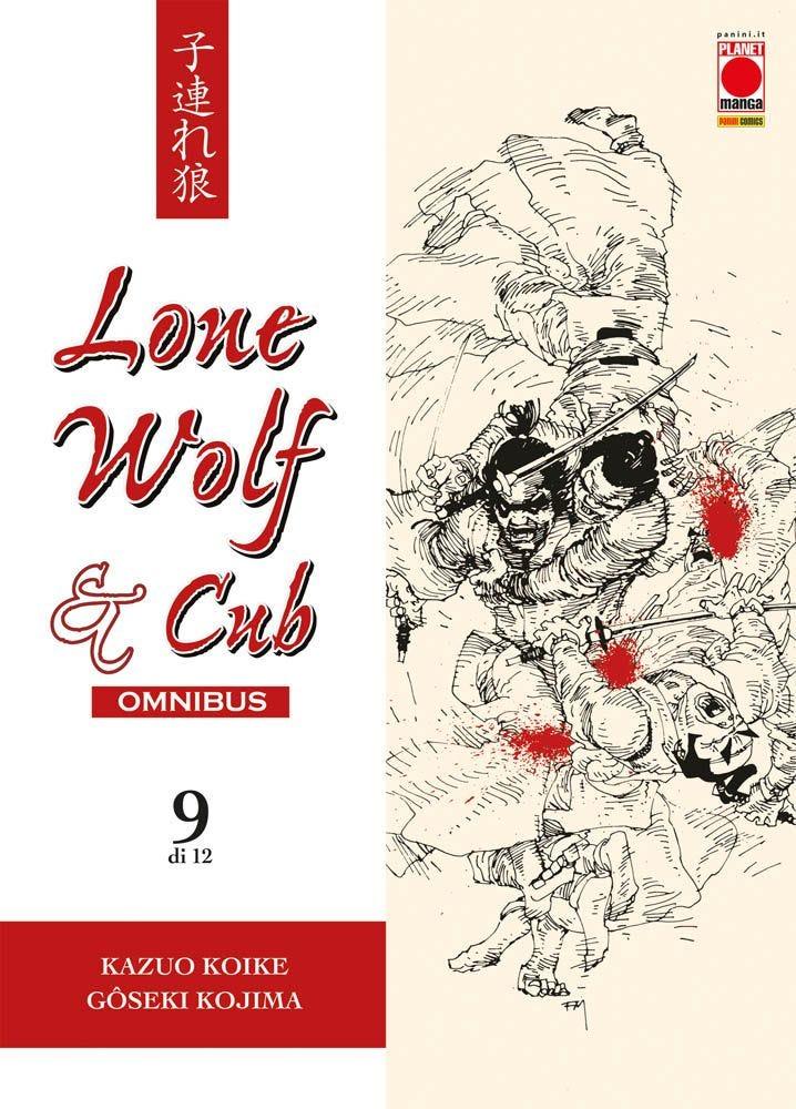 Lone Wolf & Cub Omnibus 9 Da Cinema e Animazione magazines