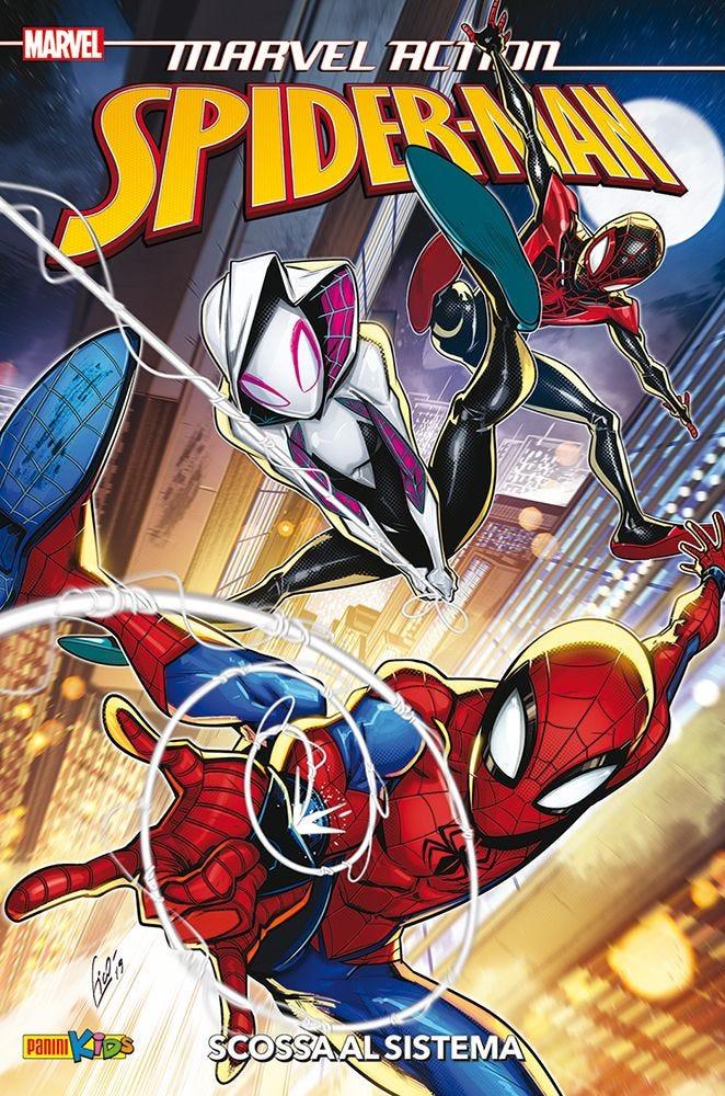 Marvel Action Spider-Man Vol.5: Scossa al Sistema Prevendita books