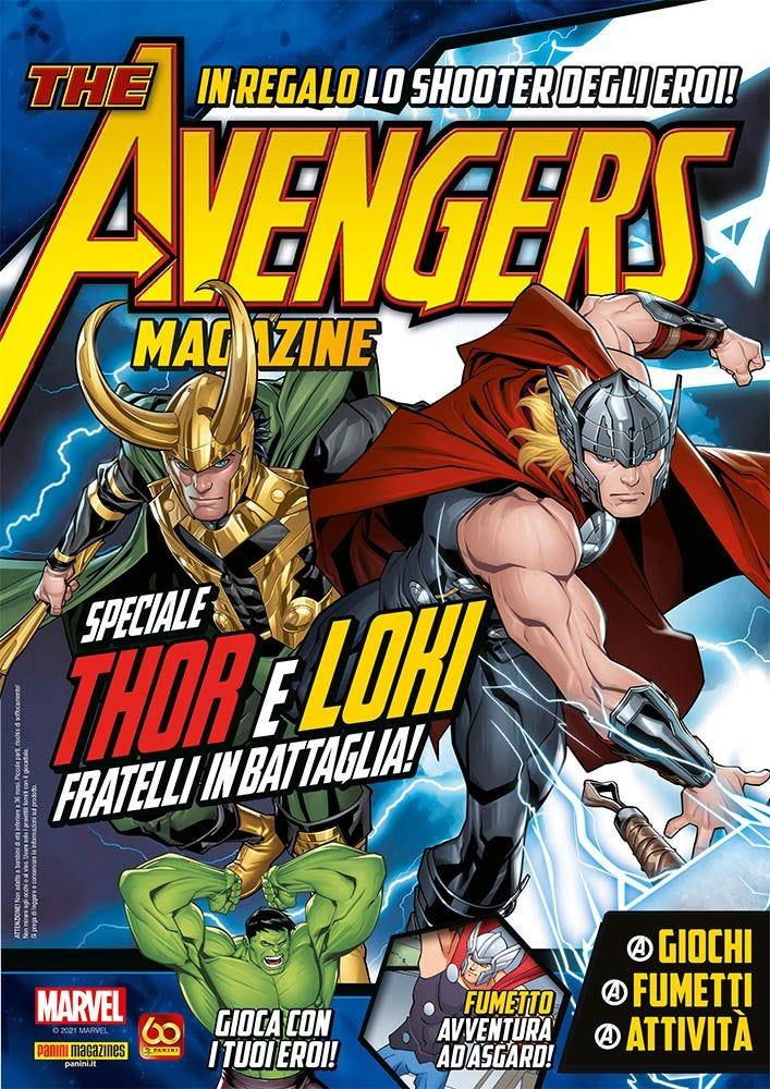 Advengers Magazine: Speciale Capitan America 45 Prevendita magazines