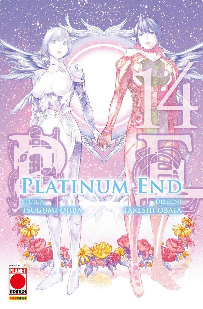 Platinum End 14 Azione magazines