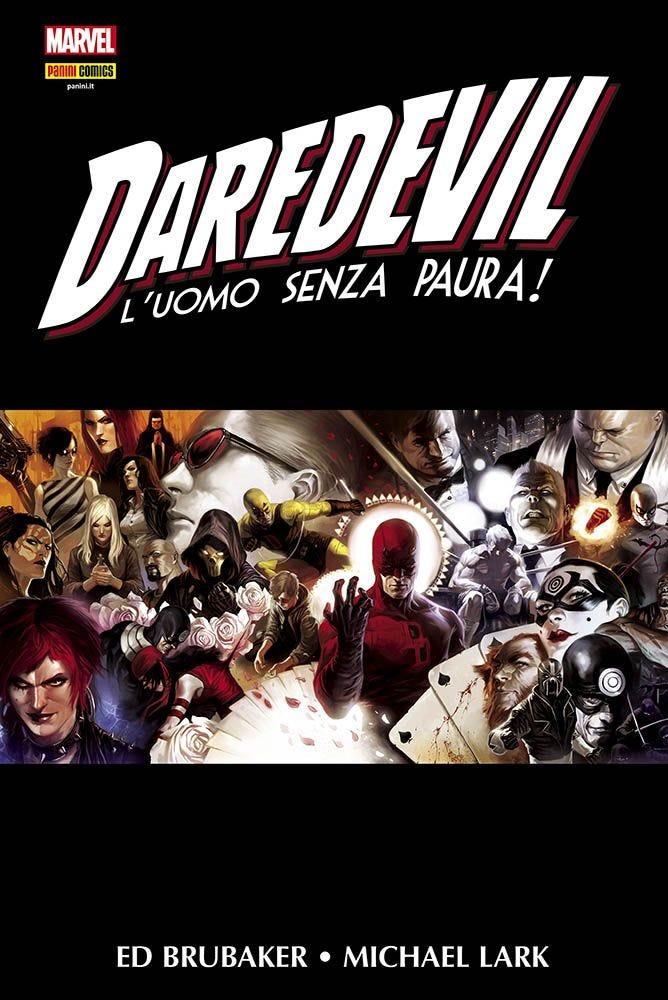 Marvel Omnibus: Daredevil Di Ed Brubaker 2 Raccolte in Volume magazines