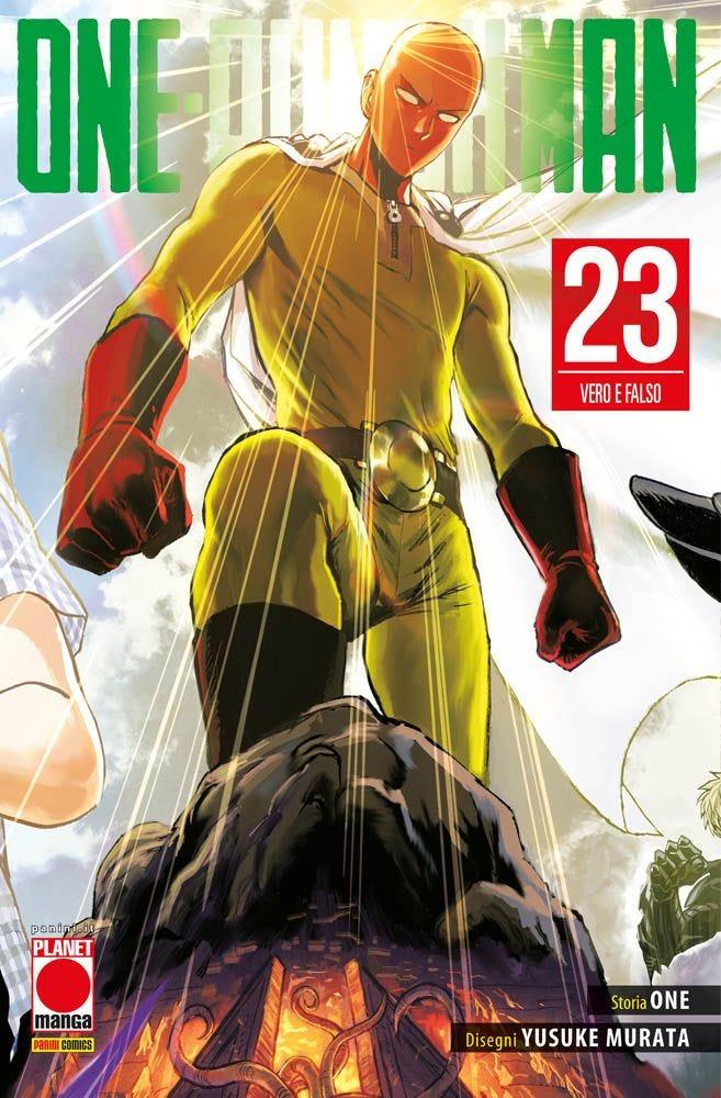 One-Punch Man 23 Da Cinema e Animazione magazines