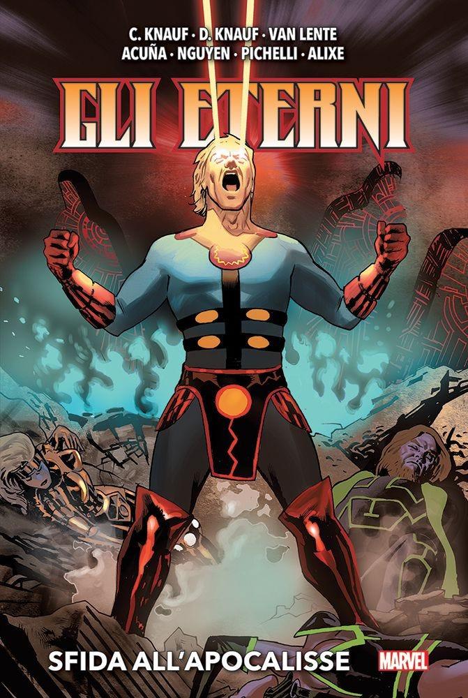 Gli Eterni: Sfida all'Apocalisse Iniziare a Leggere Marvel magazines