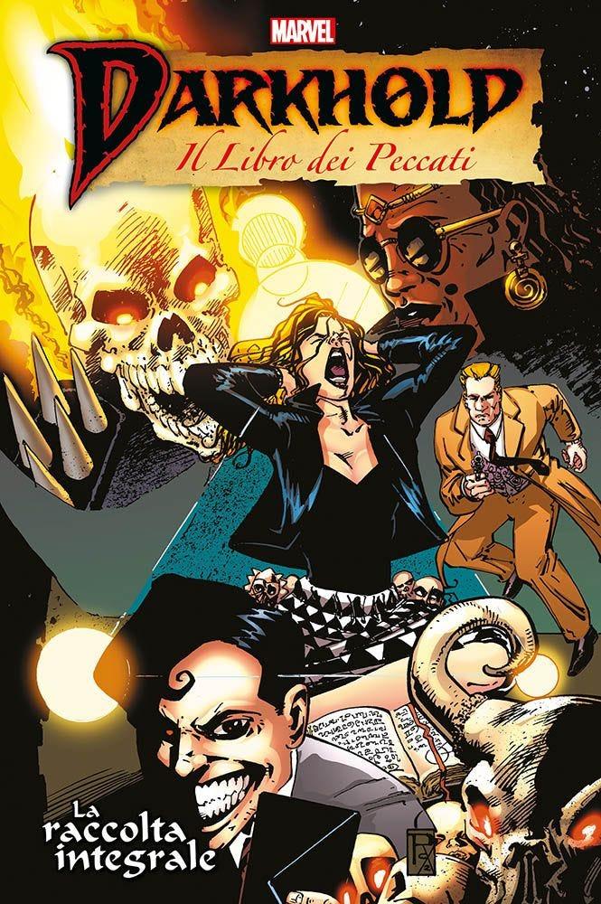 Darkhold: Il Libro dei Peccati Cinema, Videogiochi e Serie TV magazines