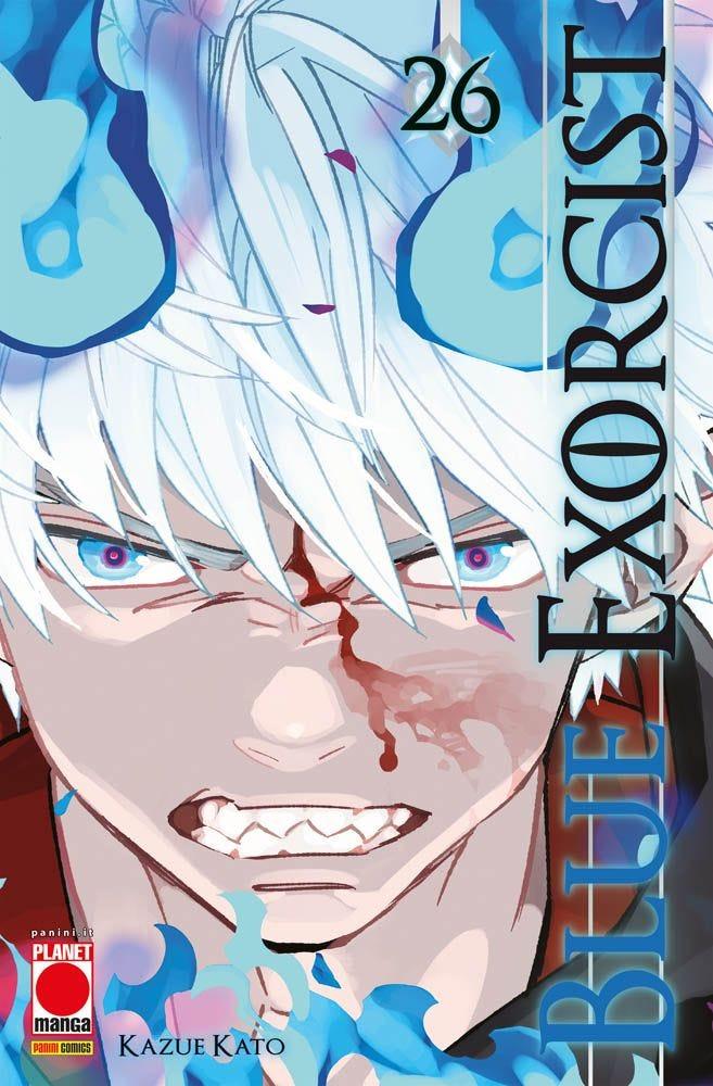 Blue Exorcist 26 Azione books