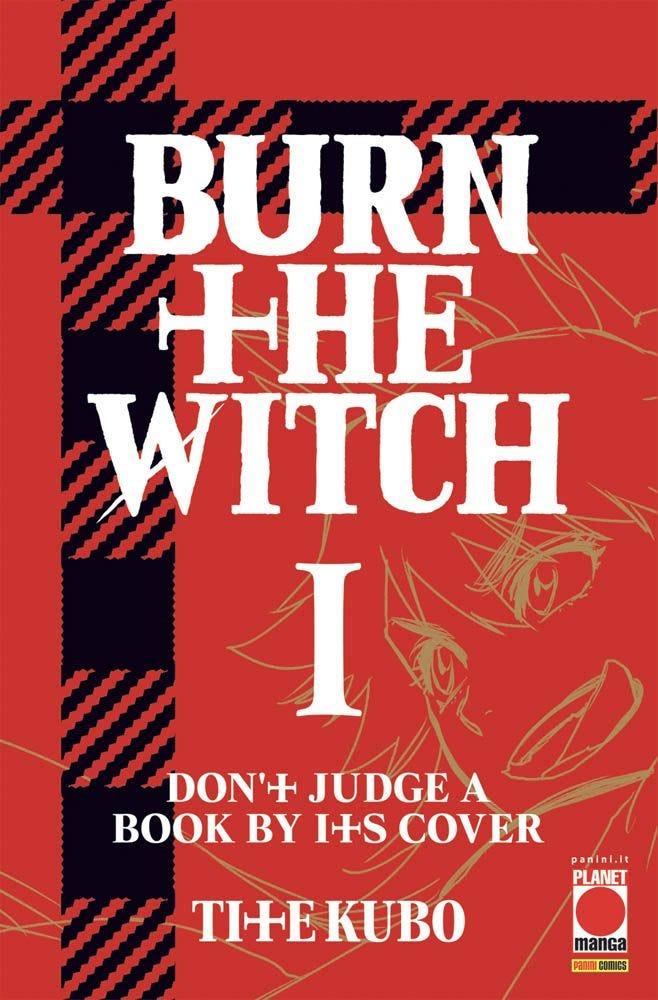 Burn the Witch 1 Fantasy magazines