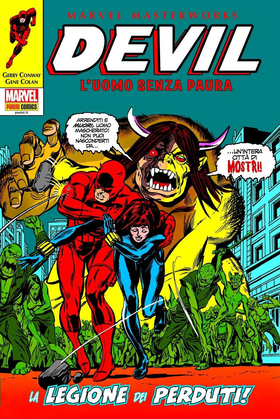 Marvel Masterworks: Devil 9 Prevendita magazines