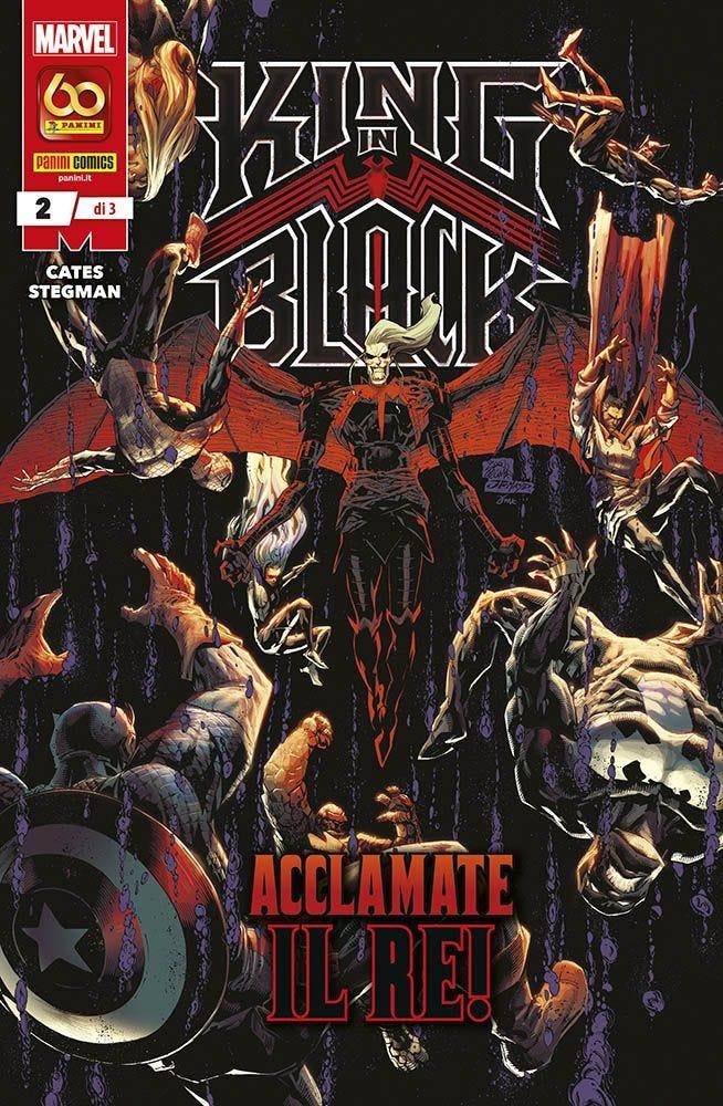 King in Black 2 Prevendita magazines