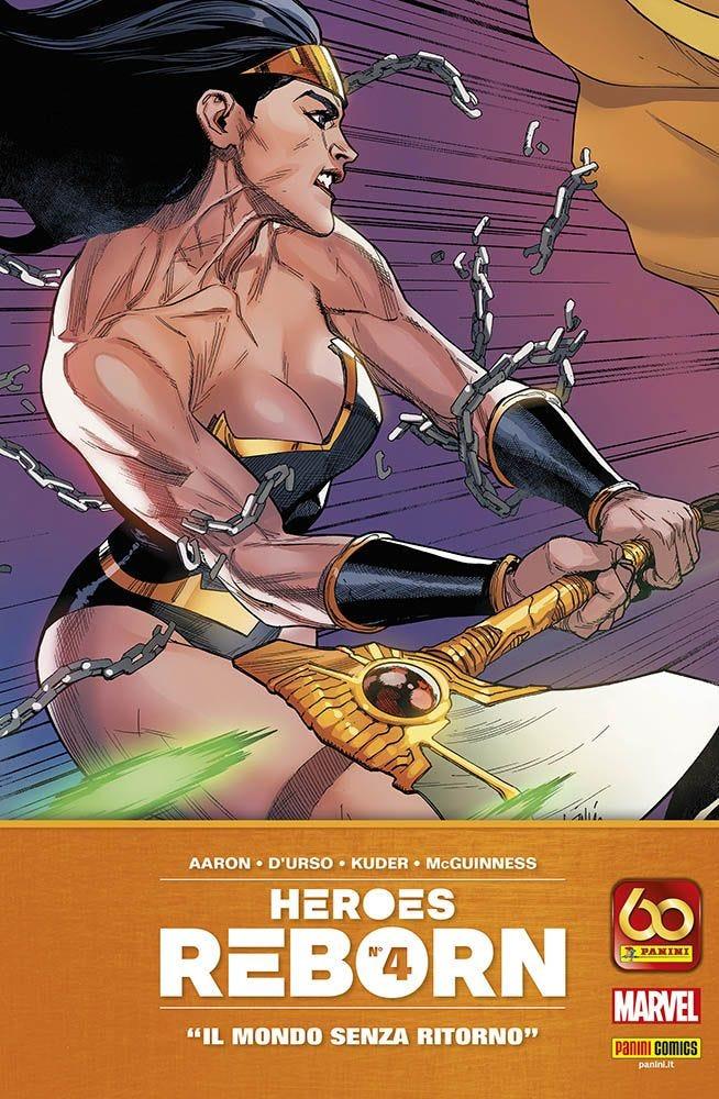 Heroes Reborn 4 Crossover magazines