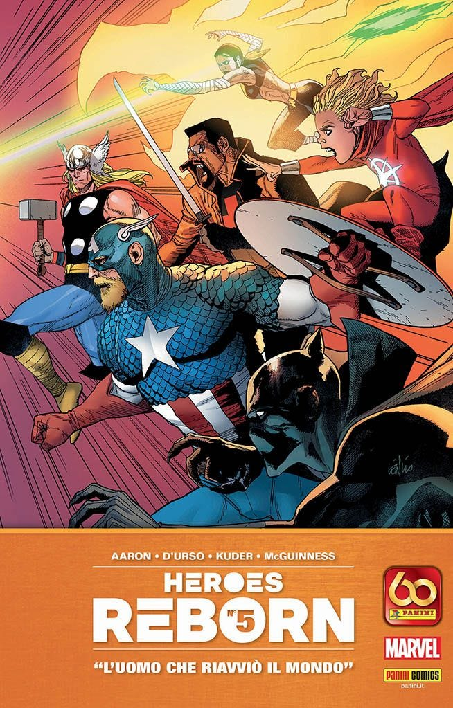 Heroes Reborn 5 Crossover magazines