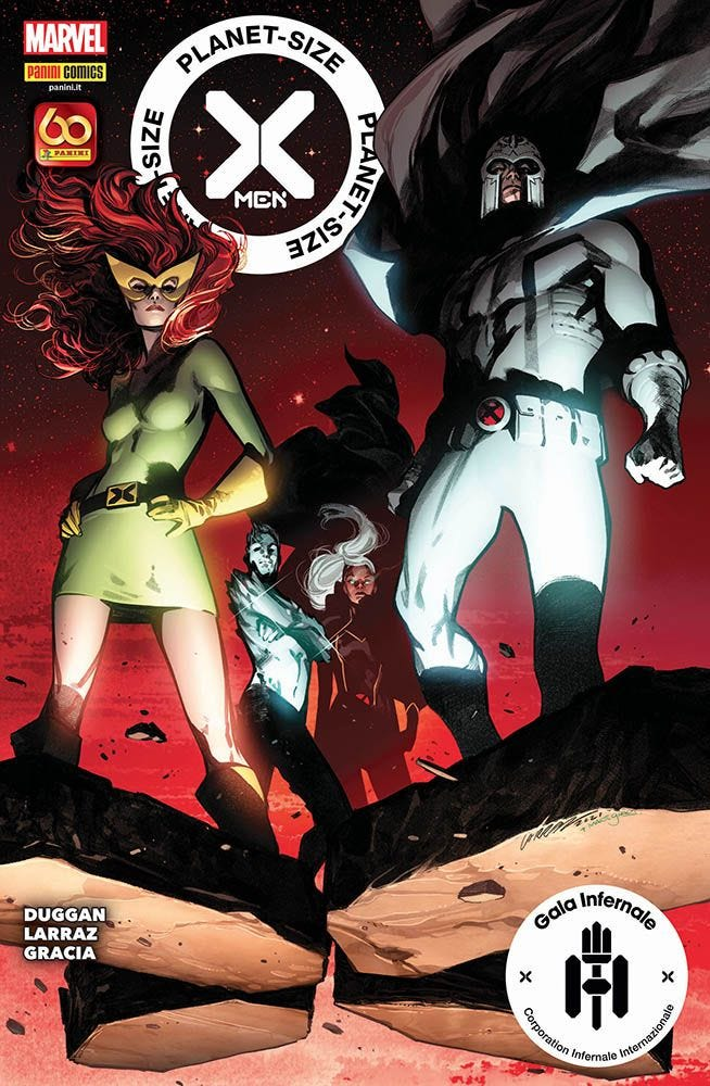 X-Men: Gala Infernale X-Men magazines