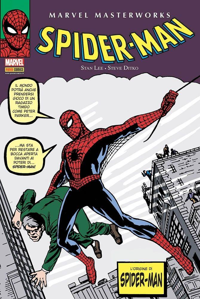 Spider-Man 1 Iniziare a Leggere Marvel magazines