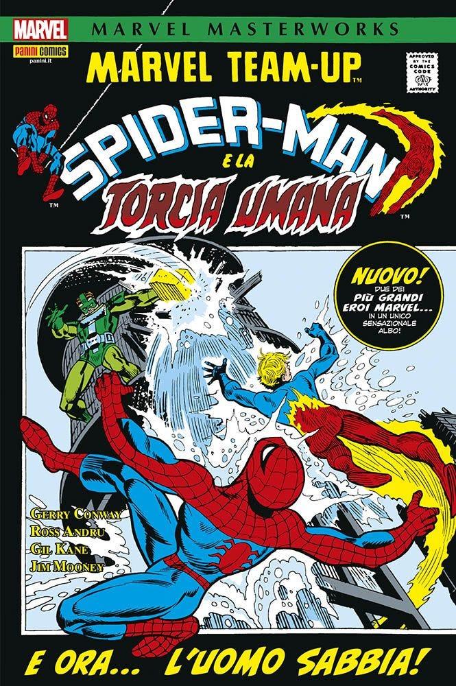 Marvel Team - Up 1 Prevendita magazines