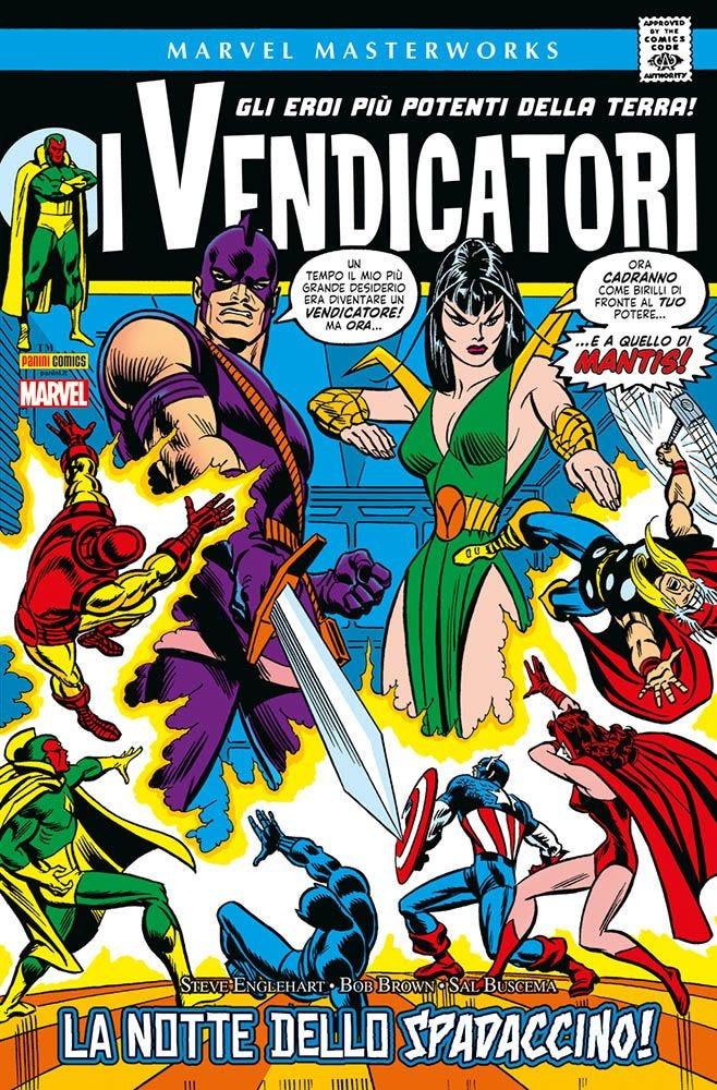 I Vendicatori 11 Prevendita magazines
