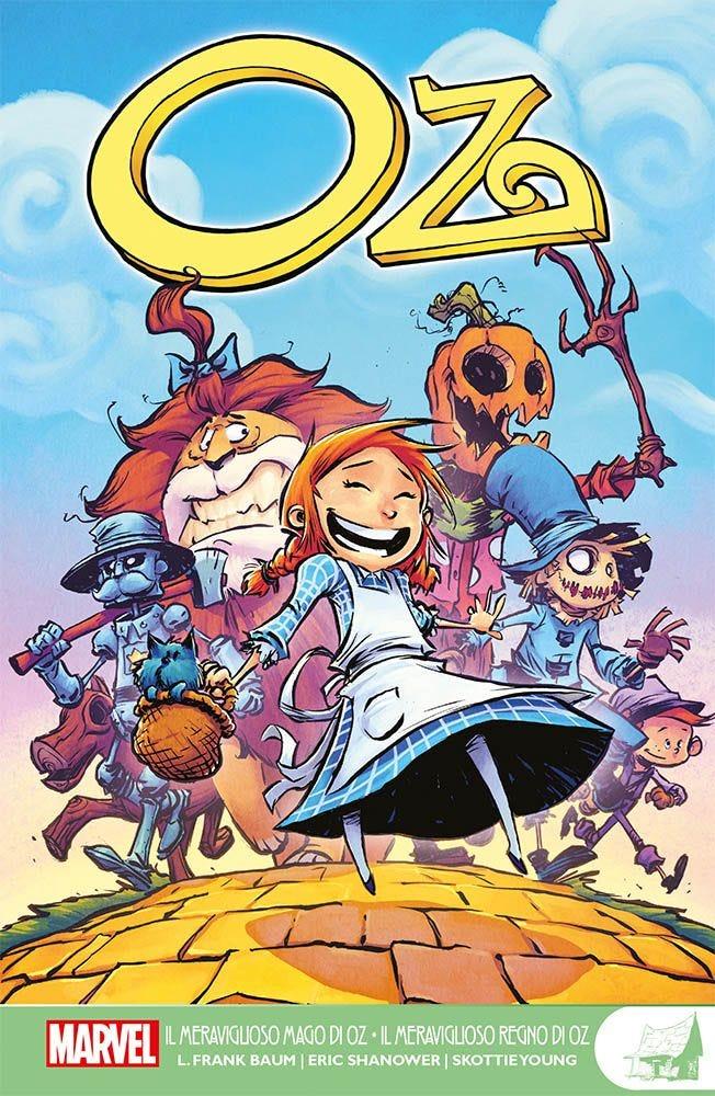 Il Meraviglioso Mago Di Oz/Il Meraviglioso Regno Di Oz Raccolte in Volume magazines