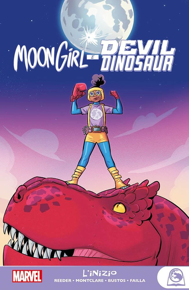 Moon Girl e Devil Dinosaur Prevendita magazines