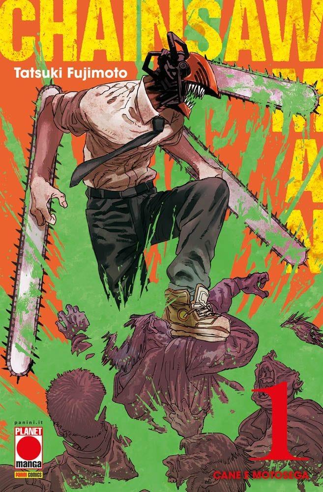 Chainsaw Man 1 Prevendita magazines