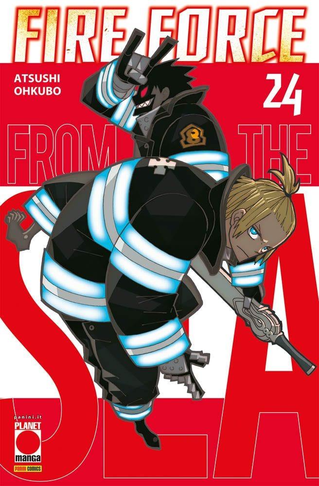 Fire Force 24 Da Cinema e Animazione books
