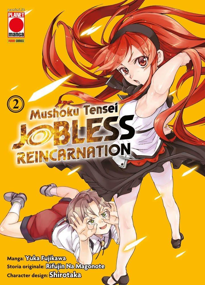 Mushoku Tensei – Jobless Reincarnation 2 Prevendita magazines