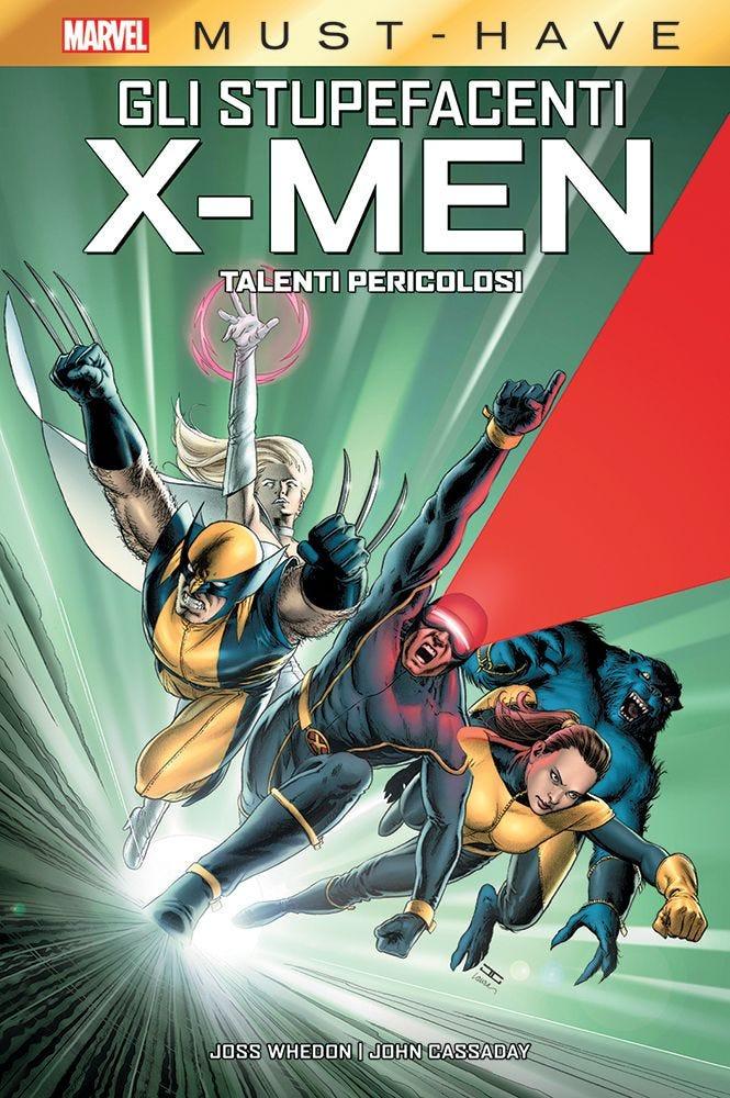 Gli Stupefacenti X-Men: Talenti Pericolosi Iniziare a Leggere Marvel magazines