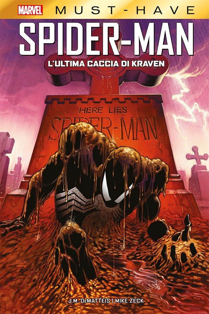 Spider-Man: L'Ultima Caccia di Kraven Prevendita magazines