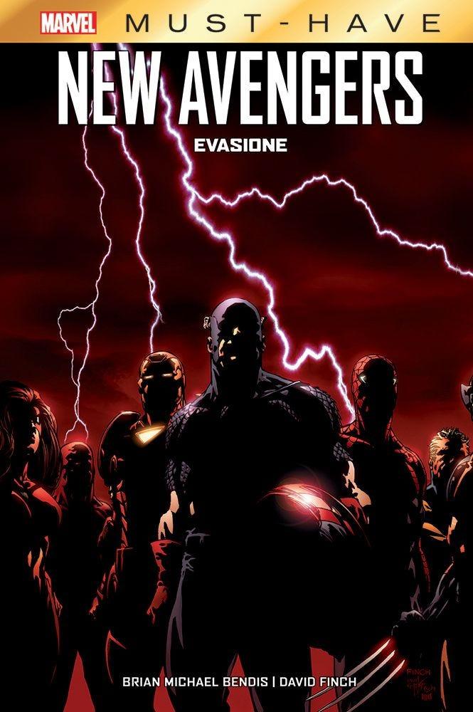 New Avangers: Evasione Iniziare a Leggere Marvel books