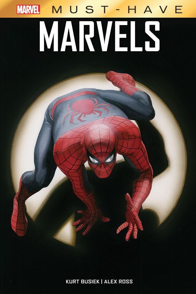 Marverls Iniziare a Leggere Marvel magazines