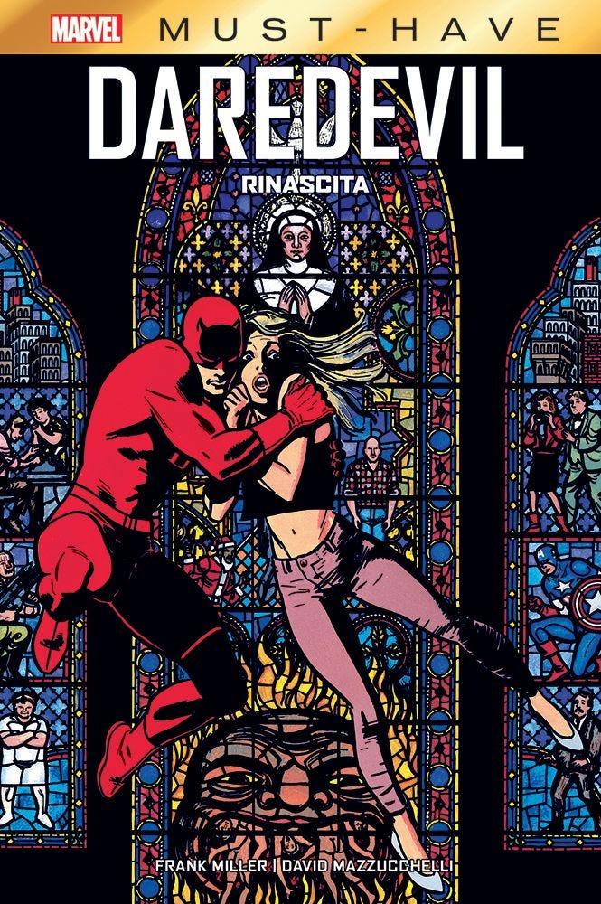 Daredevil: Rinascita Daredevil magazines