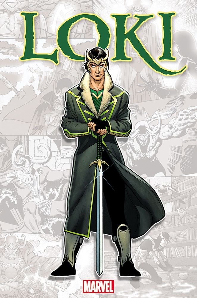 Marvel-Verse: Loki Prevendita magazines