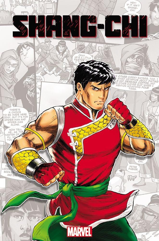 Marvel-Verse: Shang-Chi Iniziare a Leggere Marvel books