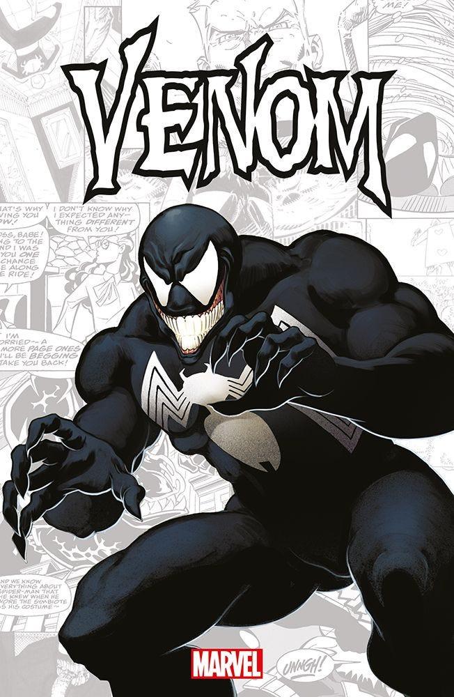 Marvel-Verse: Venom Iniziare a Leggere Marvel magazines