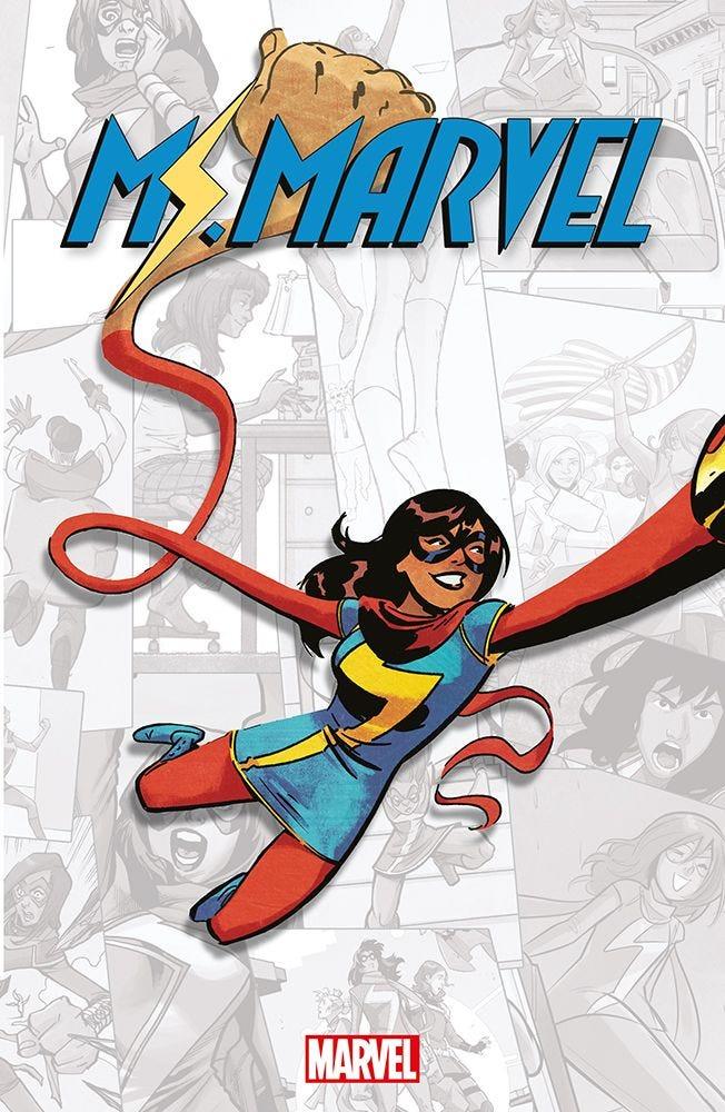 Marvel-Verse: Ms. Marvel Iniziare a Leggere Marvel magazines