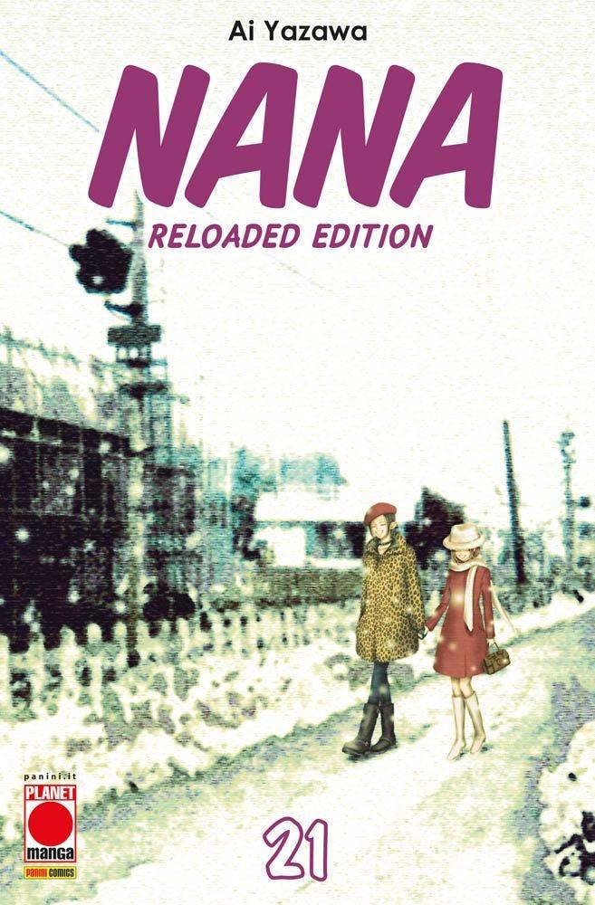 Nana – Reloaded Edition 21 Da Cinema e Animazione books