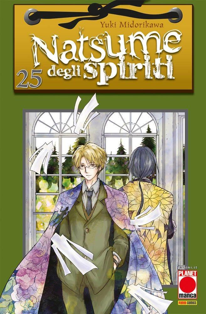 Natsume degli Spiriti 25 Fantasy magazines