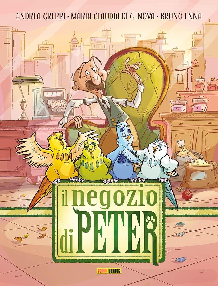 Il Negozio Di Peter Fumetto Italiano magazines