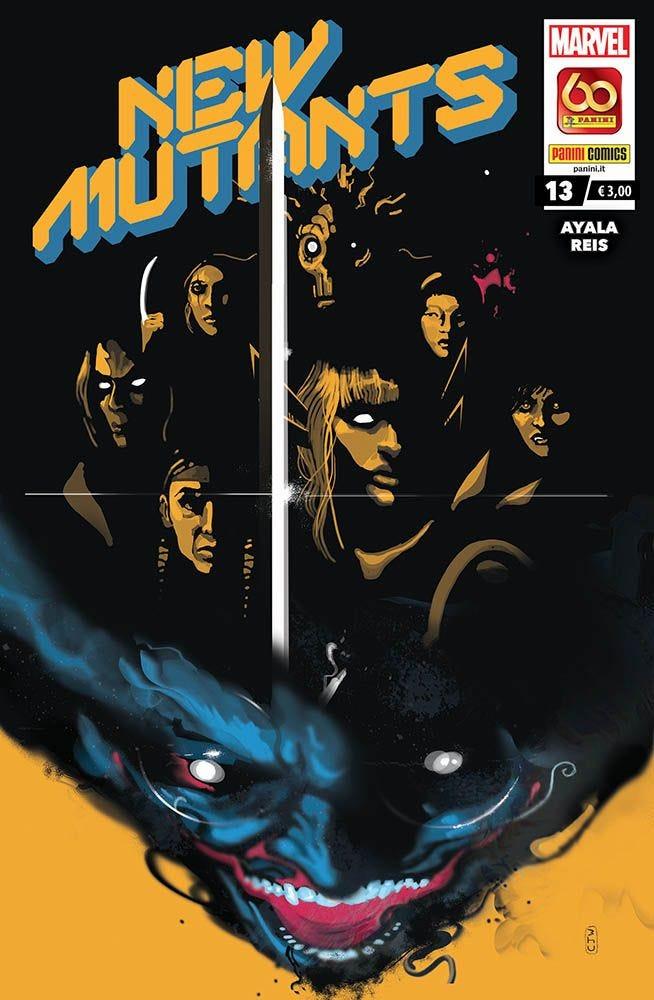 New Mutants 13 X-Men magazines