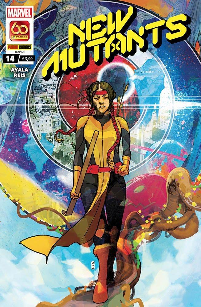 New Mutants 14 X-Men magazines