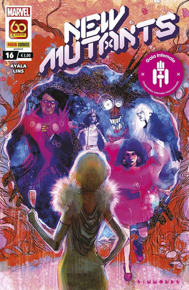 New Mutants 16 X-Men magazines