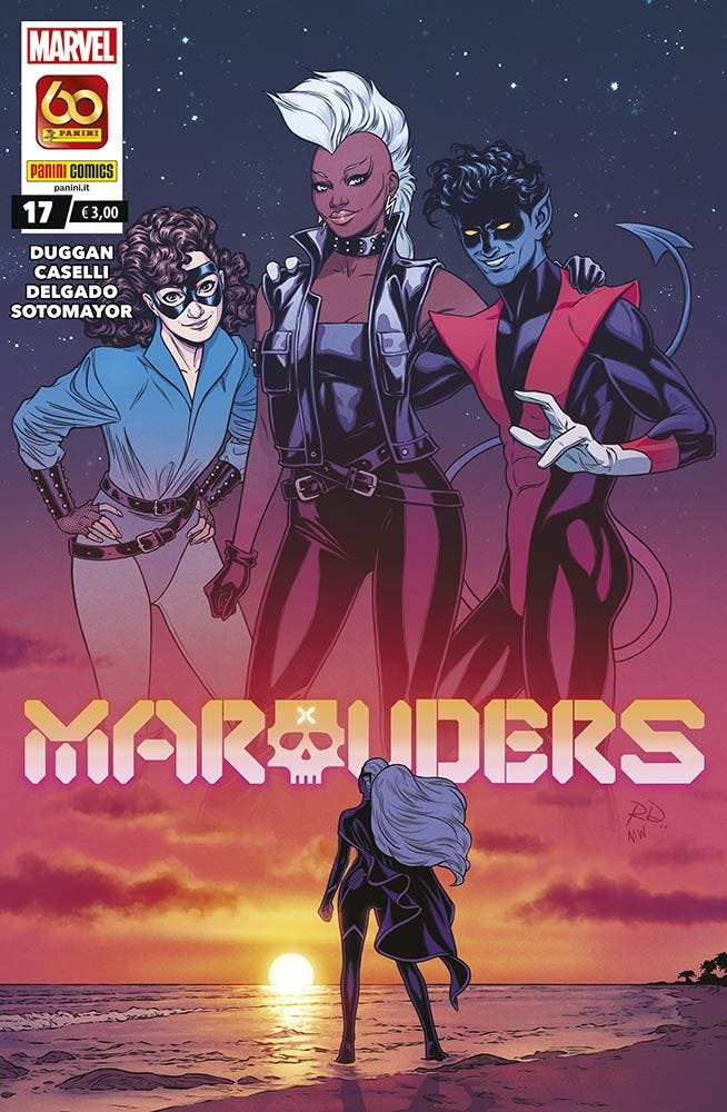 Marauders 17 X-Men magazines
