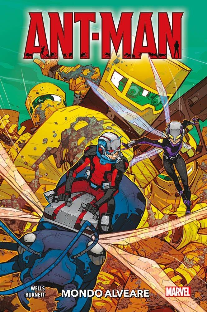 Ant-Man: Mondo Alveare Raccolte in Volume magazines