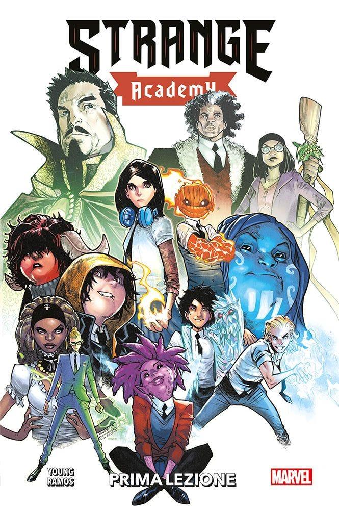 Strange Academy 1 Raccolte in Volume magazines