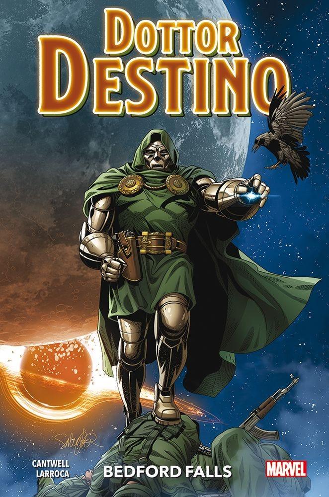 Dottor Destino 2 Prevendita magazines