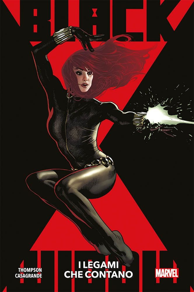 Black Widow 1 Raccolte in Volume magazines