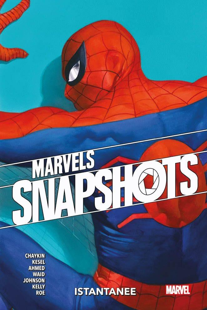 Marvel Snapshots 2 Prevendita magazines