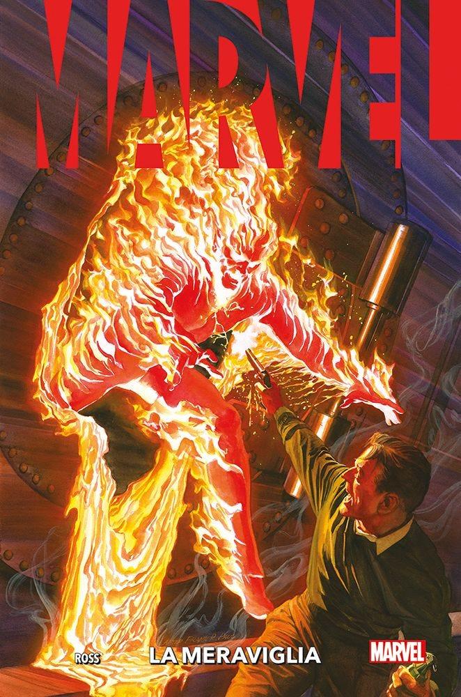 Marvel: La Meraviglia Raccolte in Volume magazines