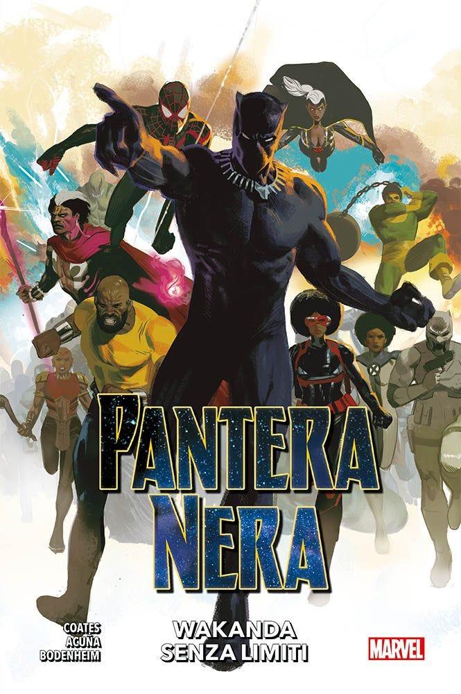 Pantera Nera 9  magazines